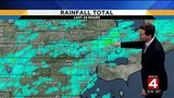 Metro Detroit weather: Cold front arrives after heavy rainfall