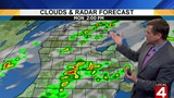 Metro Detroit weather forecast: Risk for severe storms Monday afternoon