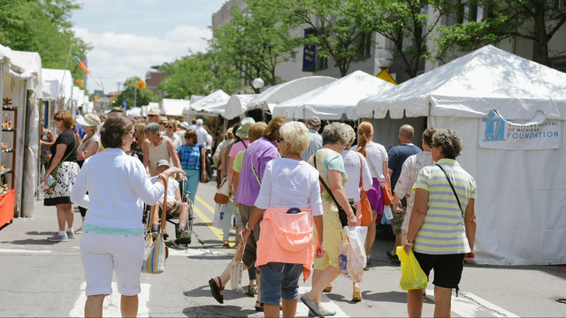 Your guide to the 2019 Ann Arbor Art Fair