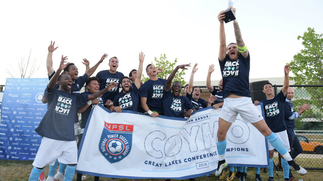 AFC Ann Arbor men's team will play in USL League Two in 2020