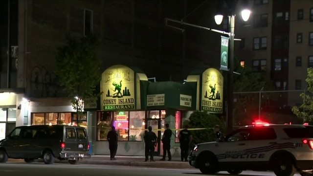 1 person injured after shootout at Detroit One Coney Island