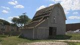 Historical groups in Farmington scramble to preserve 128-year-old barn