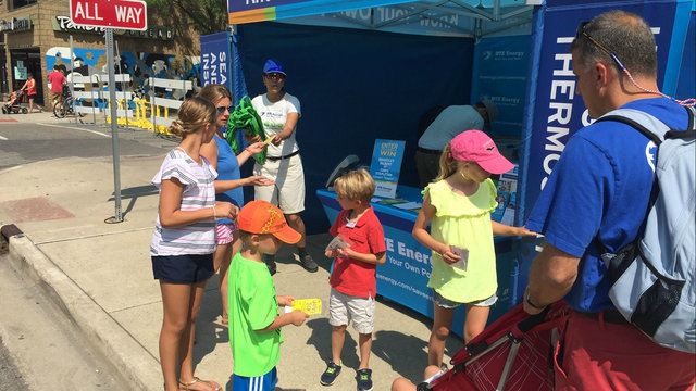 Safety first: Where to get child wristbands at Ann Arbor Art Fair