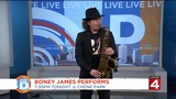 Boney James performs at Chene Park in Detroit