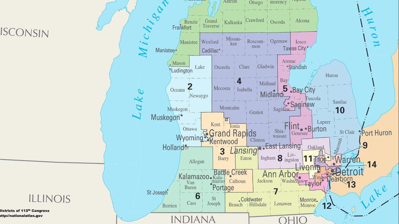 Michigan Anti Gerrymandering Proposal On November Ballot What