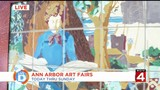 Head down to Ann Arbor Art Fairs this weekend