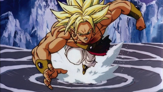 DBZ's Broly is back, here's the trailer