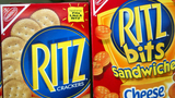 Ritz crackers recalled due to salmonella concerns