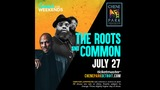 The Roots and Common at Chene Park, Live in the D Rules