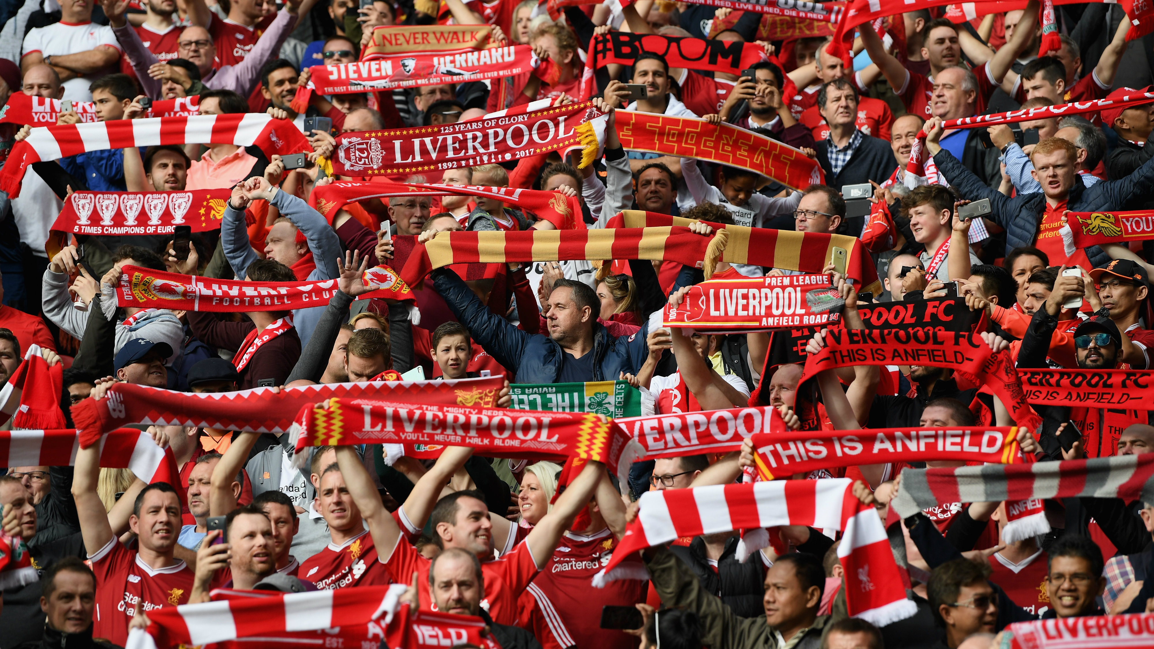 Manchester United And Liverpool Fc Meet Saturday At Michigan