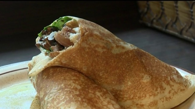 Tasty Tuesday: Le Crepe
