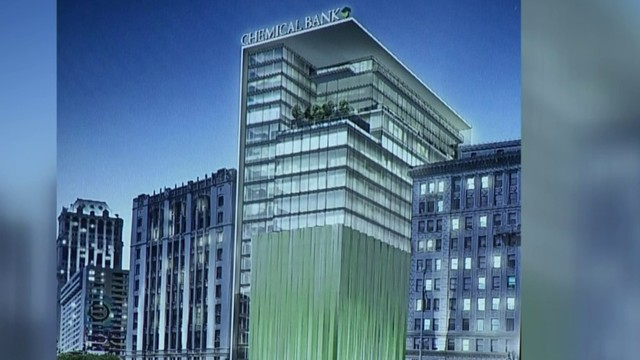 Chemical Bank to build new 20-story HQ in Downtown Detroit, bringing 500…