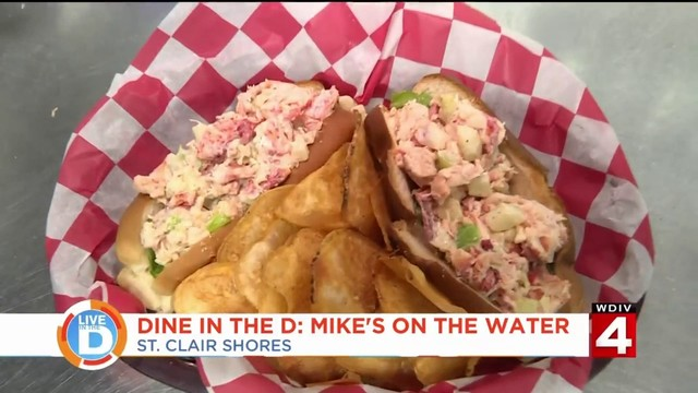 Enjoy summer with a nice meal at Mike's On The Water