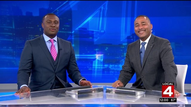 Local 4 News at Noon -- July 27, 2018