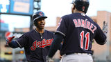 Lindor homers twice to lift Indians to 8-3 win over Tigers