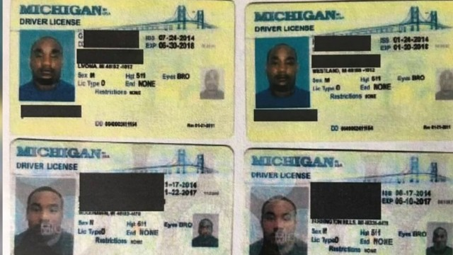 Identity thief headed to prison after ripping off Metro Detroit seniors&hellip&#x3b;