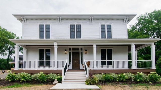 Historic Ann Arbor farmhouse undergoes stunning renovation