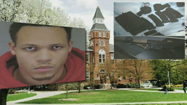Michigan State student steals identities to buy weapons parts, build…