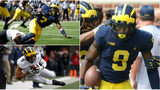 Ranking Michigan football's top 6 wide receivers heading into 2018 season