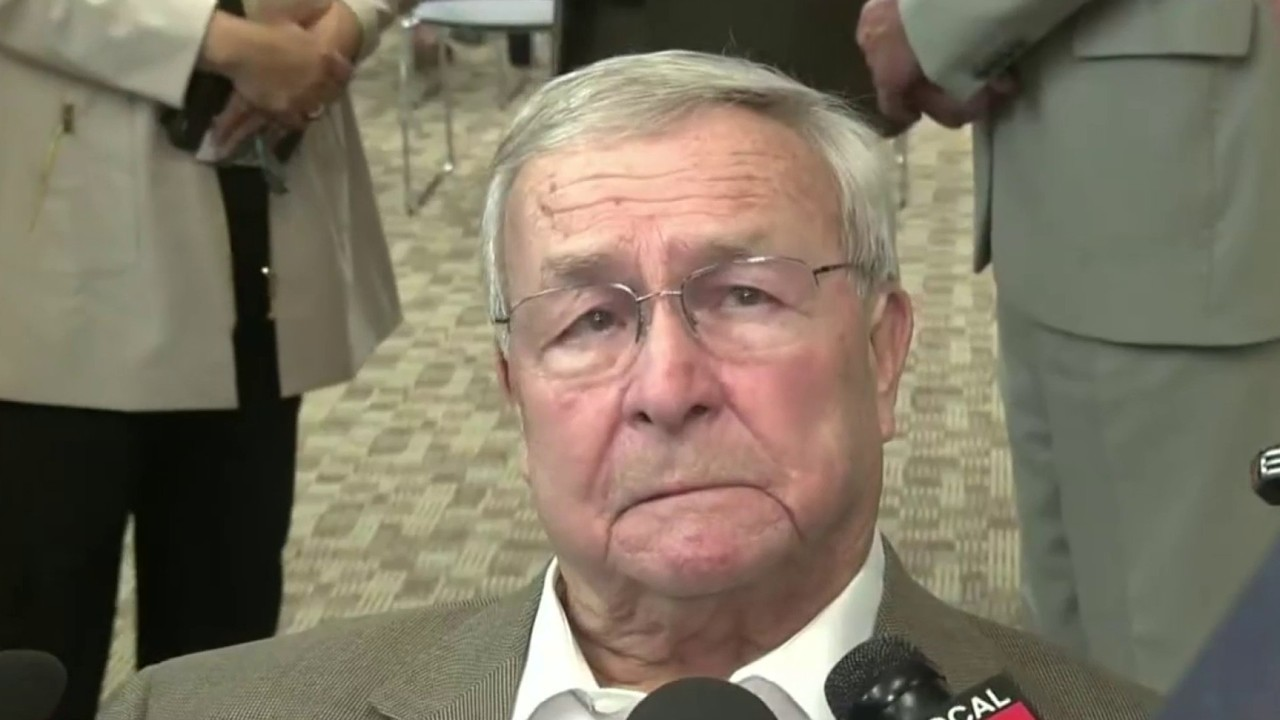 Oakland County Executive L. Brooks Patterson to make 'major' announcement on future