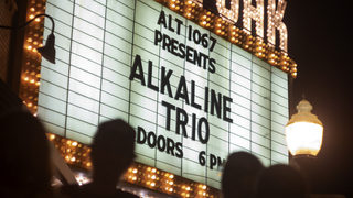 Time to waste: Alkaline Trio at Royal Oak Music Theatre