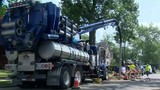 Detroit Water and Sewerage Department starts clearing out storm drains
