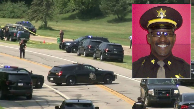 Wayne County Sheriff's sergeant struck, killed while jogging in…