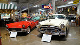 Take a trip down memory lane at Stahls Automotive Museum in Macomb County