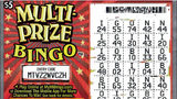 Michigan Lottery: Wayne County woman wins $300K on bingo scratch off ticket