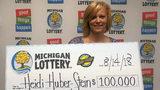 Michigan Lottery: Woman wins $100K Club Keno prize