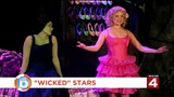 """Wicked"" stars fly into Detroit"