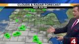 SE Michigan weather forecast: Rain chance later Wednesday, then rain Thursday