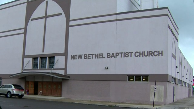 Aretha Franklin remembered at New Bethel Baptist Church in Detroit