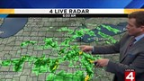 Metro Detroit weather forecast: Scattered, brief rain showers Thursday