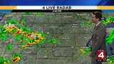 Metro Detroit weather: Showers, thunderstorms in spots Friday night