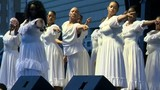 Performers honor Aretha Franklin at African World Festival in Detroit