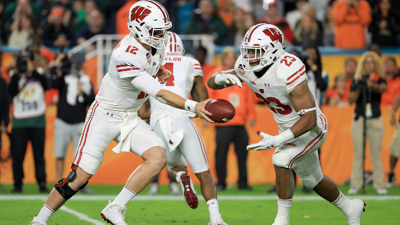 Wisconsin football vs. Western Kentucky: Time, TV schedule,...