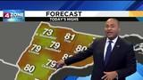 Metro Detroit weather forecast: Spotty showers, warm Saturday