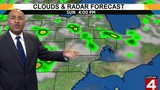 Metro Detroit weather forecast: Sunday scattered afternoon showers and storms