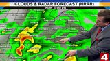 Metro Detroit weather forecast: Rain will move in Monday night