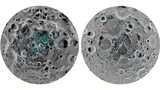 Scientists confirm water ice exists on the moon