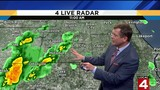Metro Detroit weather: Scattered showers Tuesday afternoon
