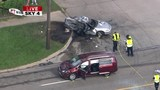 1 person killed in crash at Schoenherr, Commons in Warren