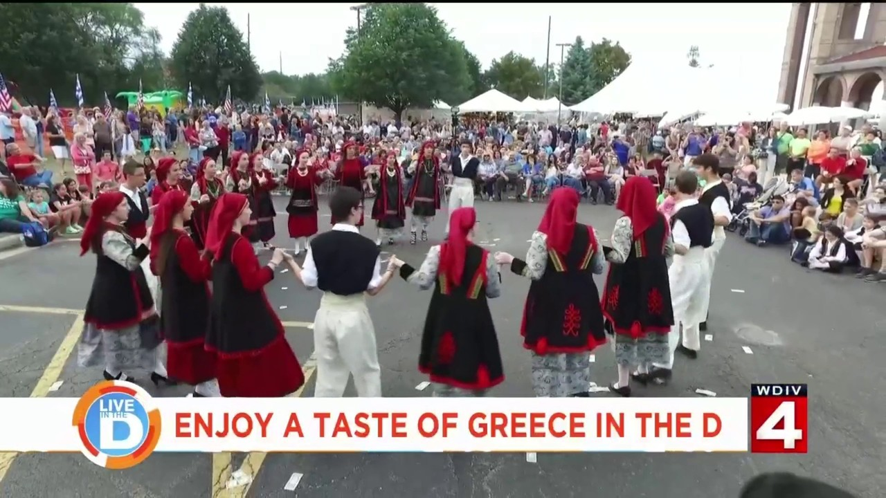 Live in the D: Get a taste of Greece festival in Plymouth