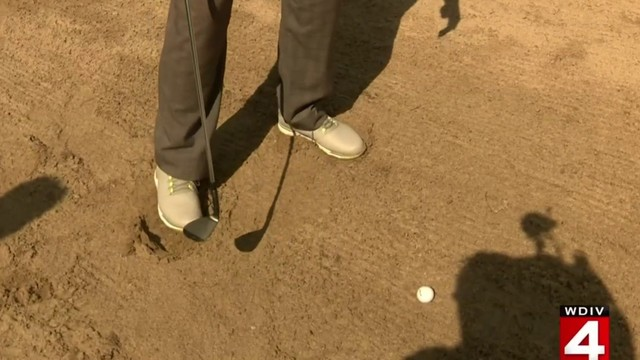 Golf tips: How to get out of the bunker without doubt