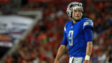 Detroit Lions back home but face tough matchup with Carolina