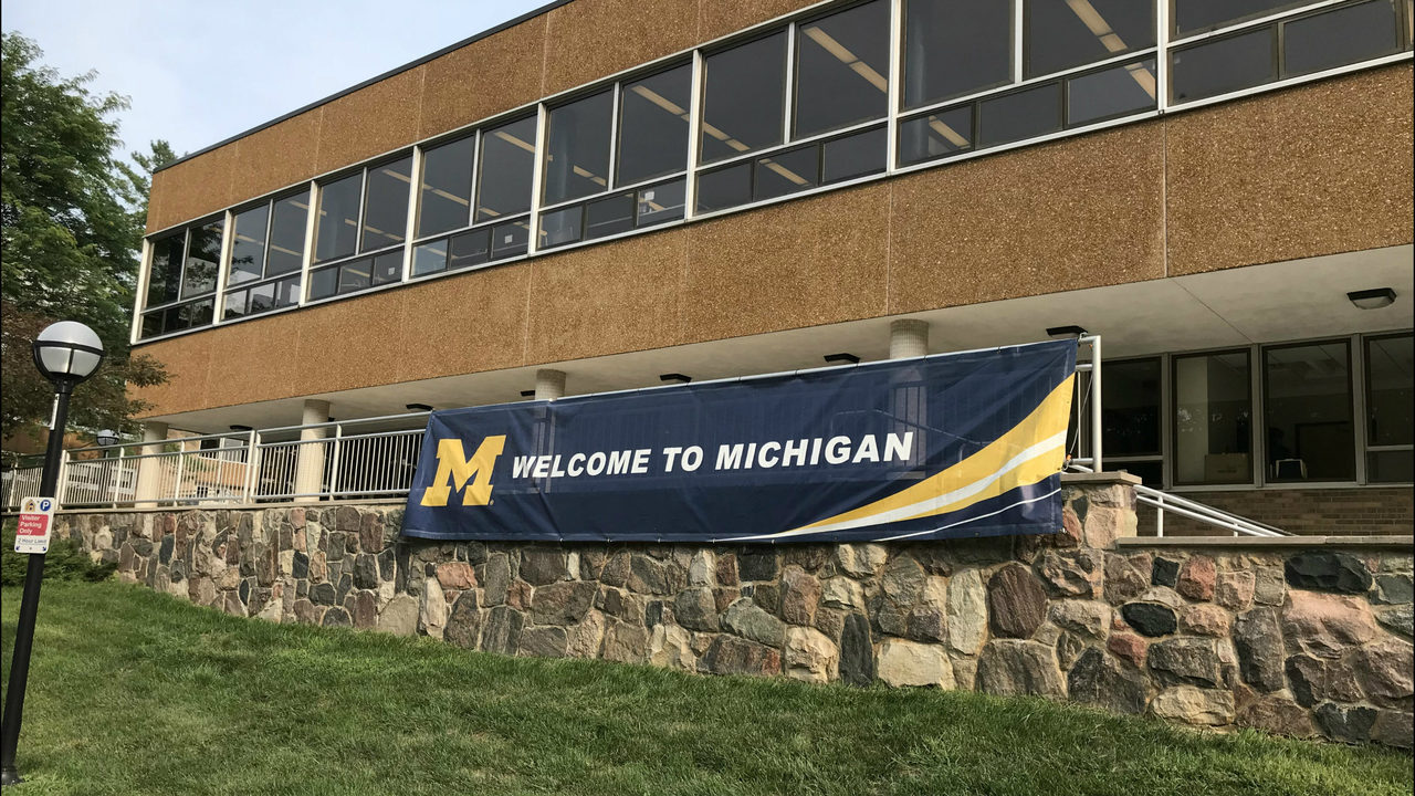 Complete Guide To University Of Michigans Move In Week