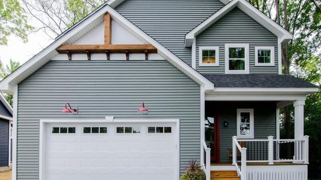 Check out this gorgeous, brand-new build in west Ann Arbor