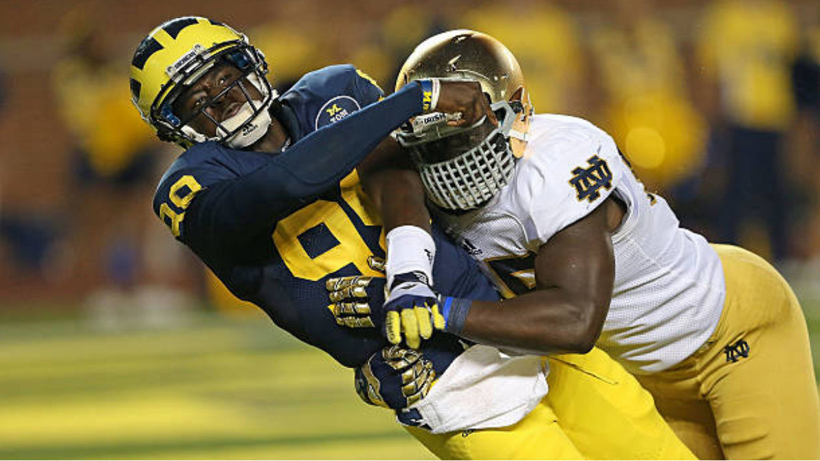Michigan football vs. Notre Dame: Time, TV schedule, game...