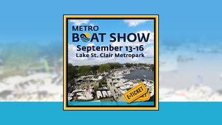 It's a Local 4 Free Friday! Metro Boat Show Rules